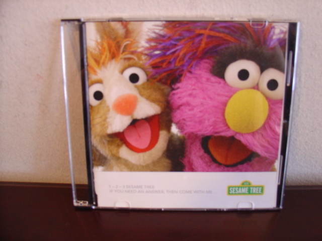 Sesame Tree Ireland children's learning CD