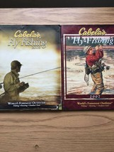 Cabelas Fly Fishing Catalogs 2007 & 2008 - $5.00