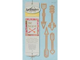 Spellbinders Die D-Lites Ornate Arrows Die Set #S1-014