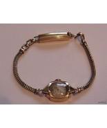 Nice Vintage Deco BULOVA 17j Ladies 10K gf Watch - $47.95