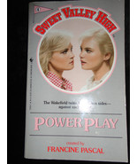 Power Play No. 4 by Francine Pascal (1984, Paperback) - $4.50