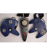 2 BLUE SUPERPAD 64 Colors controller for Ninten... - $49.72
