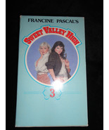 SWEET VALLEY HIGH BOX SET 3 BOOKS MALIBU SUMMER TAKING SIDES SPRING FEVER - $9.75