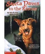 Santa Paws to the Rescue No. 3 by Nicholas Edwards (2000, Hardcover) - $4.75