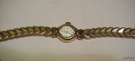WALTHAM Vintage Ladies 25j Watch 10K RGP w/ GF Band 22.3 grams - $79.95