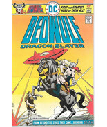 Beowulf Dragon Slayer Comic Book #5 DC Comics 1976 NEAR MINT - $8.79