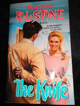 The Knife Bk. 10 by R. L. Stine (1992, Paperback) - $4.00
