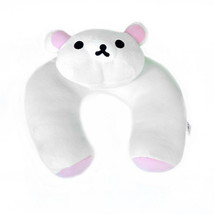 [Snow Bear] Neck Cushion / Neck Pad  (12 by 12 inches) - £14.32 GBP