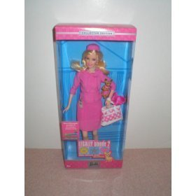 Collector's Edition Barbie: Elle Woods in Legally Blonde