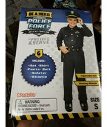 Kangaroo's Deluxe Boys Police Costume for Kids Small 4-6 - $37.61
