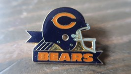 Vintage 1984 NFL Chicago Bears Lapel Pin 3.1 x 2.6 cm - $9.89