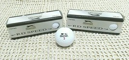 SLAZENGER RD SPEED 350 High-Lift Golf Balls Lot 2 / Sleeves (6 Golf Ball... - $9.48