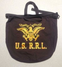DOUBLE RL RALPH LAUREN Authentic Tote Market 2 Way Shoulder bag Used - $273.99