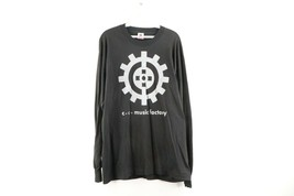 Vtg 90s Mens XL C+C Music Factory House Music Double Sided Long Sleeve T... - $247.45