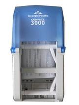 GEORGIA-PACIFIC COMPACT 3000 VERTICAL BATH TISSUE DISPENSER - $47.04