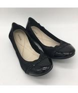 Alfani Babydoll Shoes Black Patent Leather,Size 8 - $20.79