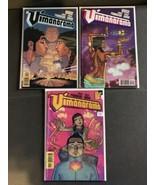 VIMANARAMA #1-3 VERTIGO Comics 2005 Complete Series Set - $4.70