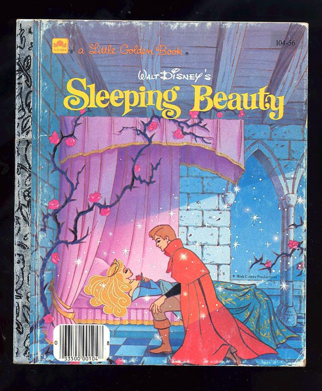 Primary image for Sleeping Beauty Disney Golden  Book (1986}