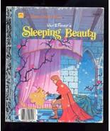 Sleeping Beauty Disney Golden  Book (1986} - $1.88