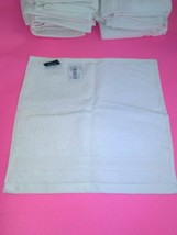 FIELDCREST  100% Cotton  Washcloth - CREAM- NEW WITH TAGS image 2