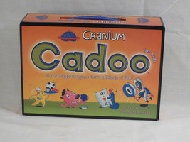 GUC 2002 Complete Cranium Cadoo Creative Game in Carry Case Family Game ... - $8.86
