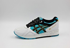 ASICS Gel-Lyte Speed Peacock Blue/Black Men's Athletic Shoes - NEW - $55.99