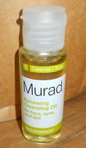 Murad Renewing Cleansing Oil for Face Eyes & Lips 1 oz - $4.94