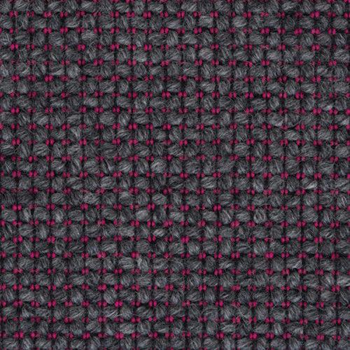 1 yds Camira Upholstery Fabric Craggan Chunky Wool Fell Gray Pink ZAN01 CO