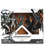 Hasbro Blizzard Entertainment Overwatch Ultimates Genji & Hanzo Age 4 Ye... - $33.99