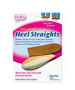 PediFix Heel Straights Properly Position Stabilize Heels Relieve Excess ... - $9.72