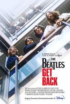 The Beatles: Get Back Poster TV Mini Series Art Print Size 11x17 24x36 2... - $10.90+