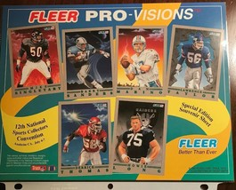 1991 FLEER Pro-Visions 12th National Convention Limited Edition Marino B... - $14.50