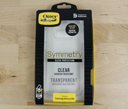 OtterBox Symmetry Clear Case for Samsung Galaxy S10e New Open Box Item - $14.99