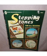 Stepping Stones All Seasons Painting Booklet 9622 Patterns 2000 Butterflies - $14.99