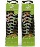 2 Count Wet Brush Loco Coco Kids Detangler Coconut Scented Cushion Monkeys - $21.99
