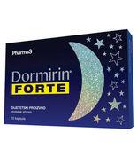 PHARMA S - DORMIRIN FORTE - FOR INSOMNIA AND MAINTAINING SLEEP QUALITY -... - $23.00