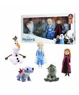 NEW 2020 Disney Frozen II Plush Collector's Set 5 Dolls Walmart Exclusive - $59.39