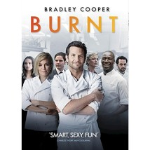 Burnt [2016, DVD] - $2.00