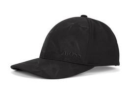 Hugo Boss Men's Adjustable Fabric Sport Print Hat Cap 50376710 NEW W /DEFECT