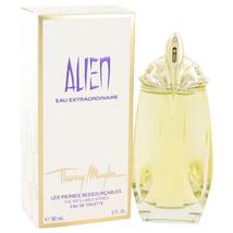 Alien Eau Extraordinaire by Thierry Mugler Eau De Toilette Spray Refilla... - $73.36