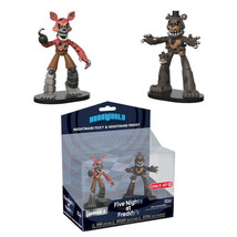Five Nights at Freddy's HeroWorld Target Exclusive Mini Figure Collectio... - $25.90