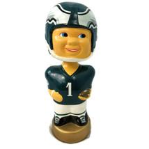 Philadelphia Eagles Football Bobblehead Nodder Chalkware - $27.88