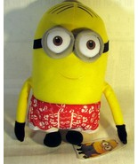 """Despicable Me Minion in Swimsuit 10"""" Plush by Toy Factory - $8.90"""