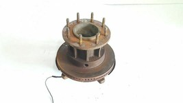 Driver Front Spindle With Hub Dually 6.7 RWD OEM 08 09 10 11 12 Ford F250 F350   - $182.16