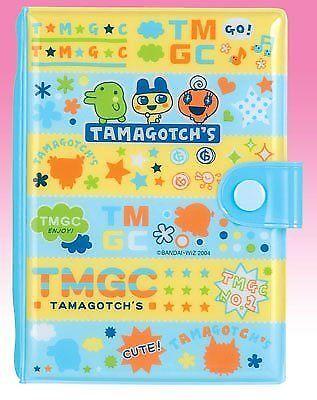 CHO YARIKURI ENJOY TAMAGOTCHI KAKEIBO BLUE  BANDAI VIATUAL PET 2006 NEW