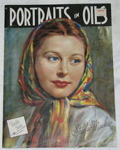 Portraits in Oils, Walter T. Foster No. 15 - $12.00