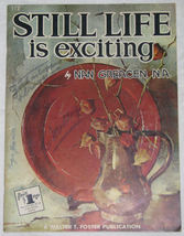 Still Life is Exciting Walter T. Foster No. 112 - $12.00