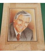 All My Children David Canary Fine Art Print Autographed By David Canary ... - $124.99