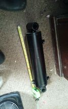 Hydraulic Cylinder 4x15 total length 18 inch image 3