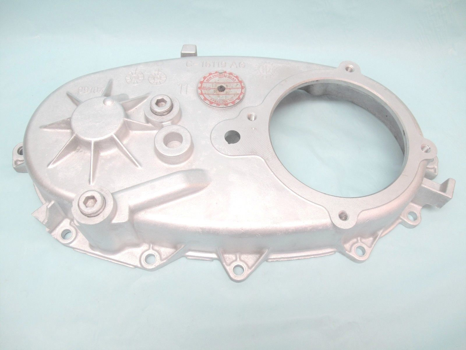 Primary image for NP241 241 C GM Chevy Transfer Case Back Cover